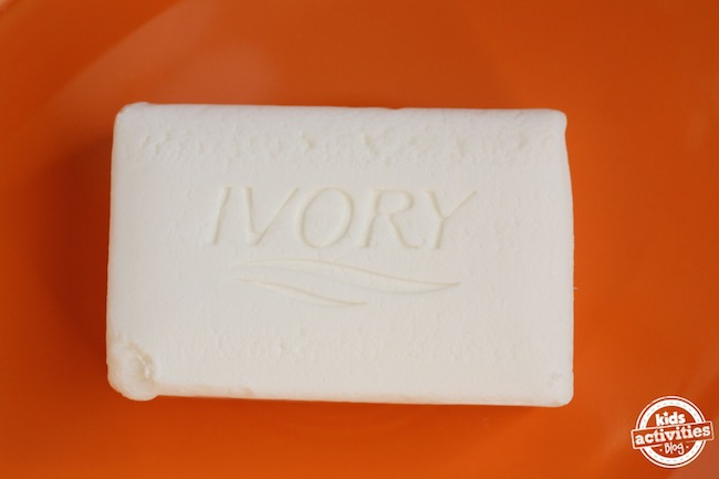 Bar of Ivory Soap