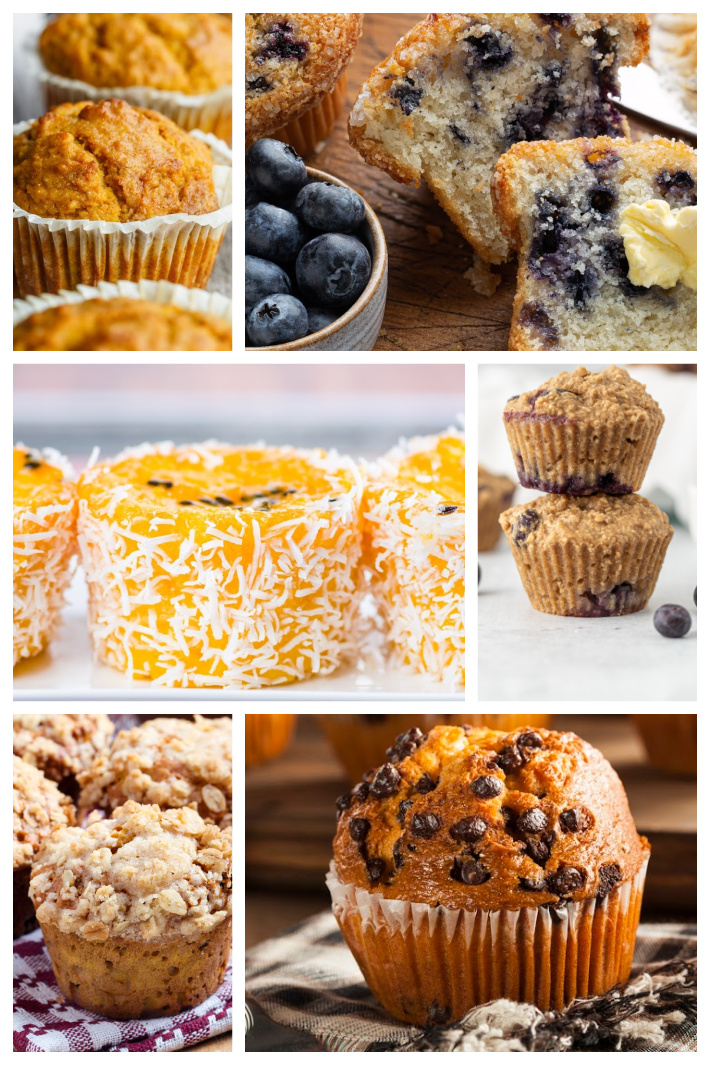 I Heart Muffins – 12 Best Muffin Recipes to Bake Today!