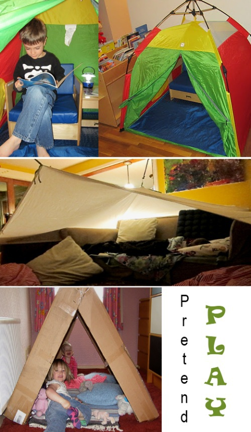 Camping for the fun of it: Another It's Playtime