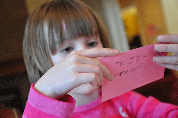 post office play letter