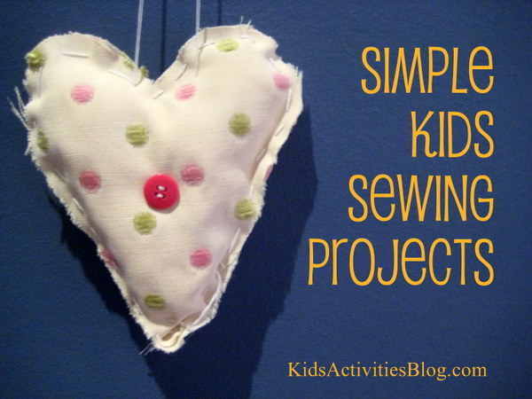 childrens sewing ideas