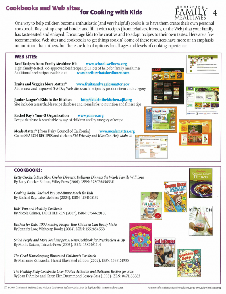 five easy ways to enjoy cooking with kids page 2
