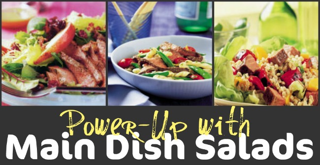 TX Beef Power up with main dish salads