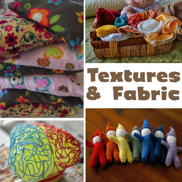 Textures and Fabric