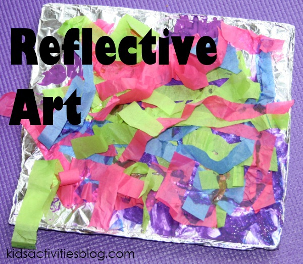 aluminum foil craft