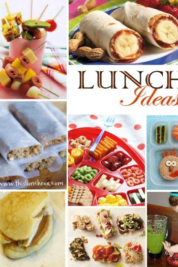 What to eat for lunch