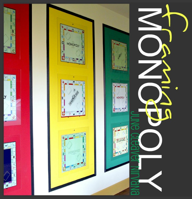 framing monopoly sets