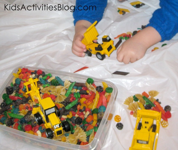 Pasta Play – Oh how many ways we can enjoy thee!