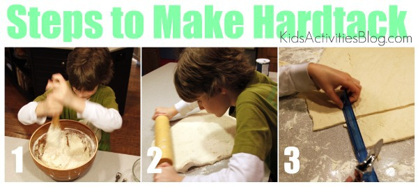 hardtack recipe steps