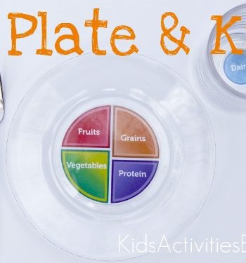 My Plate and Kids