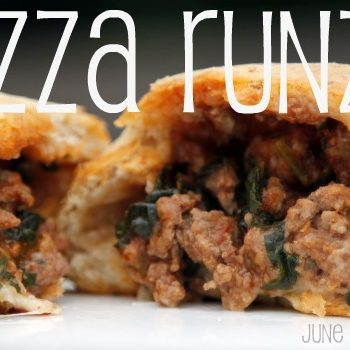 pizza runza recipe