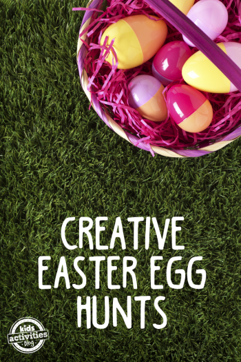 Easter Egg Hunt: 5 Creative Ideas