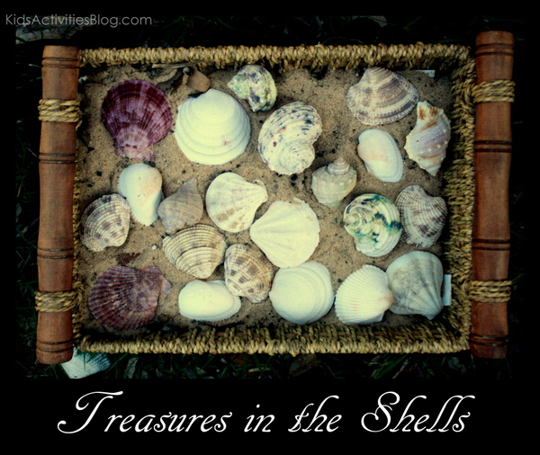 Memory Game with Shells