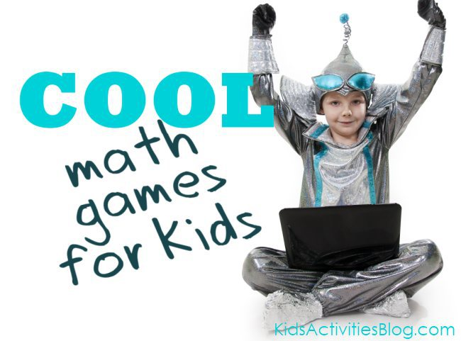 Cool Math Games for Kids: Online & Free!!