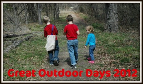 great outdoor days