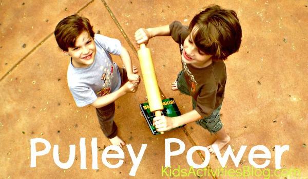 pulley is a simple machine