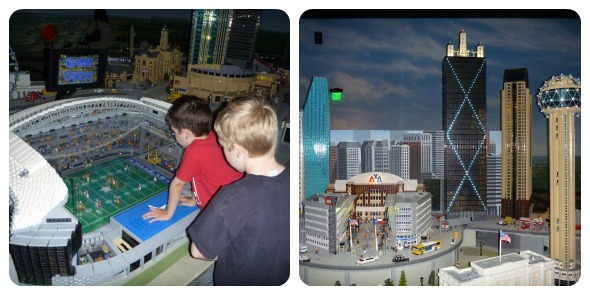 legoland collage