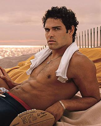 Manny Camacho, as played by Mark Sanchez
