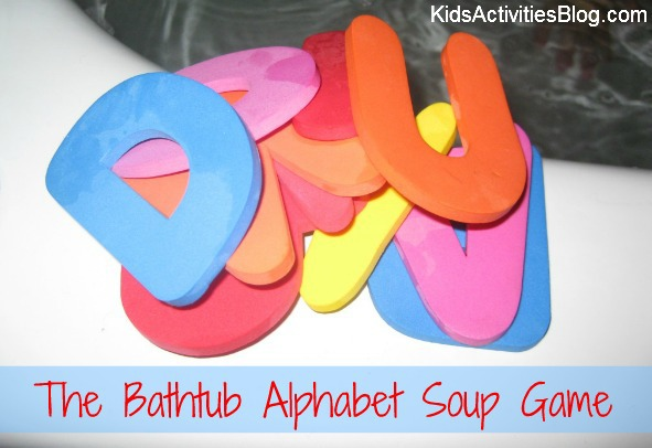 the bathtub learning game