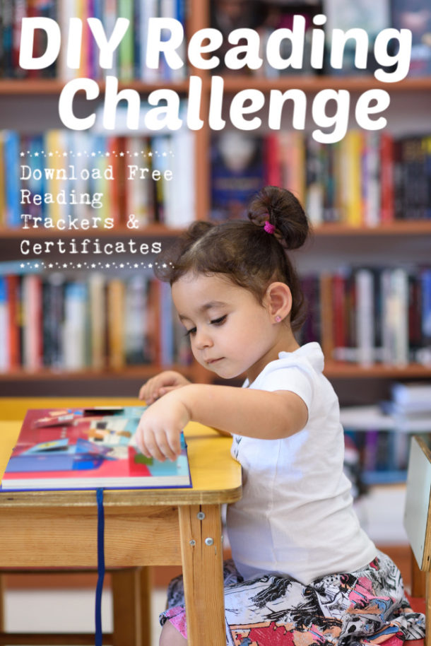 PBKids Reading Challenge - DIY Reading Challenge