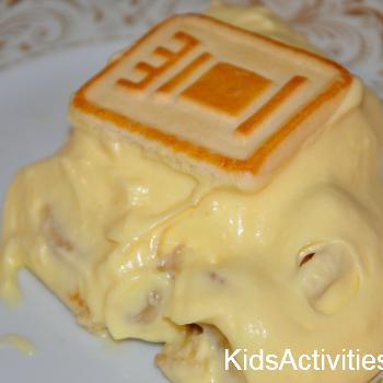 chessmen pudding
