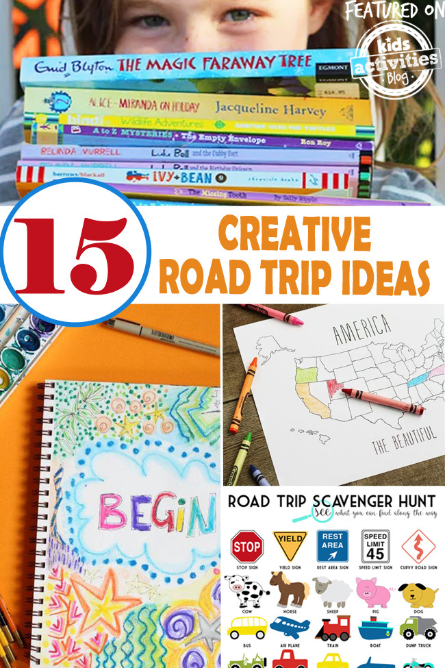 creative road trip ideas 1