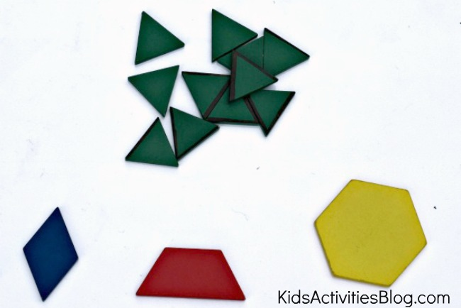 Shapes Geometry for Preschoolers