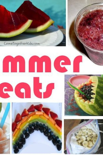 Cool and Refreshing Summer Treats for Kids