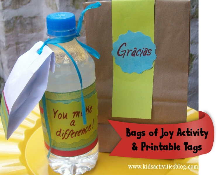 Make a Difference: Bags of Joy
