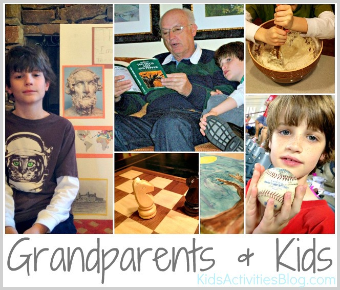 children and grandparents