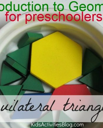 intro to geometry for preschoolers