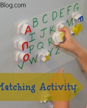Letter-Matching-Activity feature