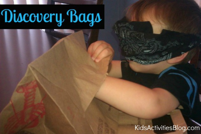 Sense of Touch: Discovery Bags