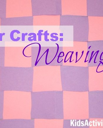 paper crafts weaving