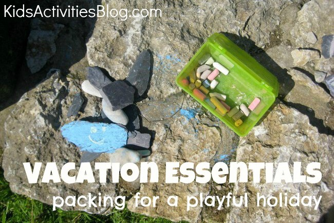 Vacation Essentials: Packing for a Playful Trip