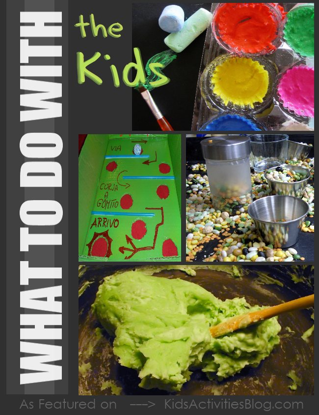 5 Things to Do with Kids
