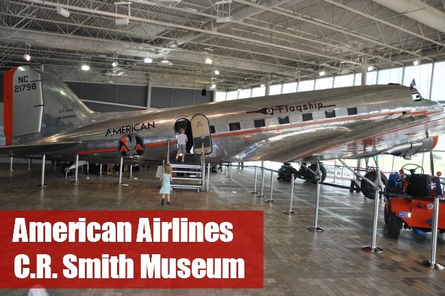 american airlines cr smith