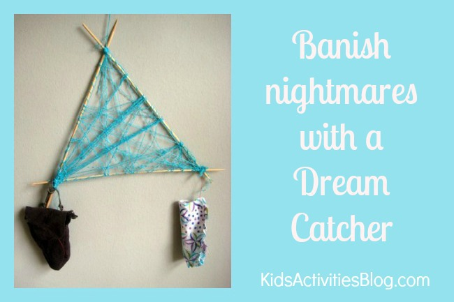 Nightmares and Bad Dreams? Make a Dream Catcher
