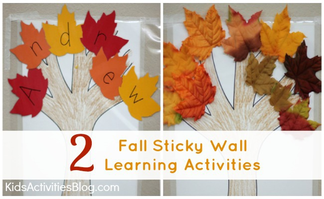 Early Learning with a Sticky Wall