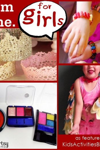 glam time! Games and activities for girls