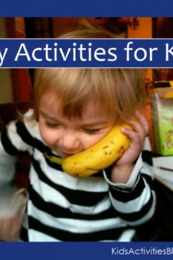 silly activity ideas for kids