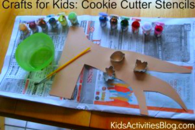 {Fall Inspired} Tree Craft for Kids