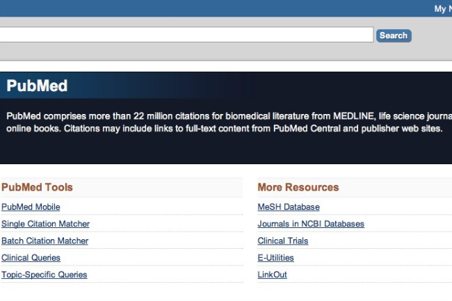 Medical Resources for Special Needs {Parent Resources with PubMed}