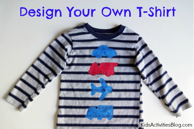 homemade Christmas shirts for kids to make with paint and cookie cutters