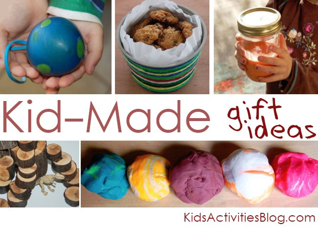 gift ideas for your kids to make for others