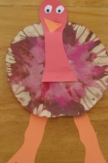 thanksgiving preschool turkey craft (1)