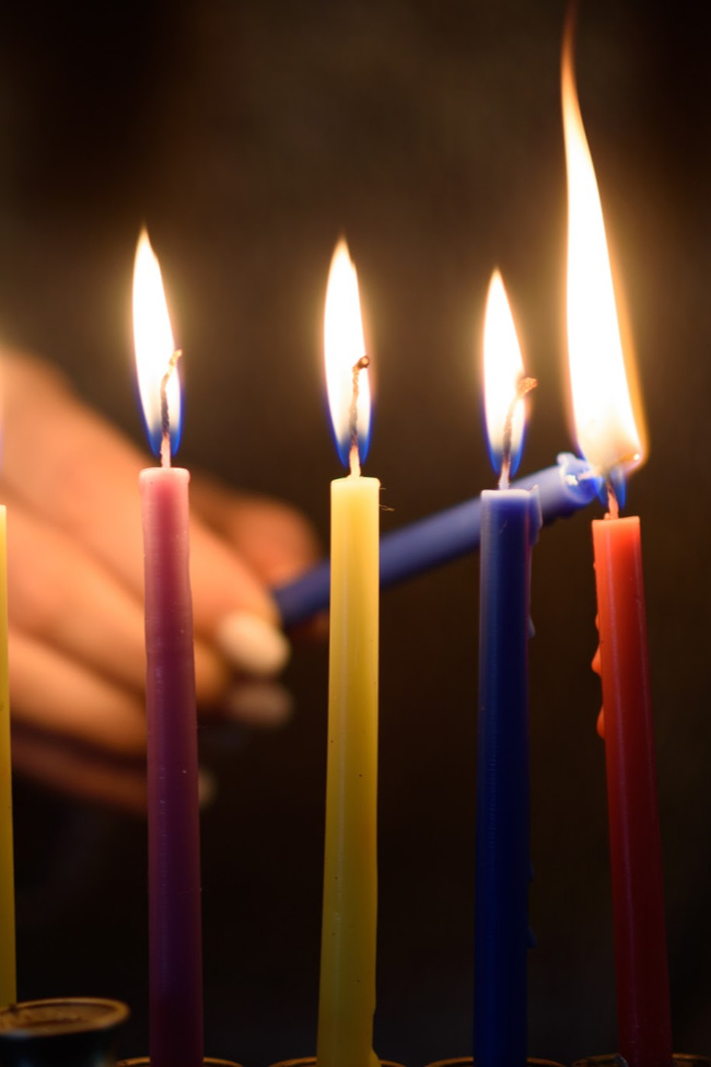 How to Make Your Own Menorah to Light This Hanukkah