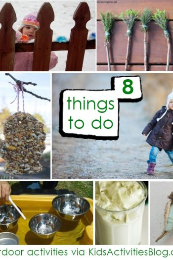 It's Playtime: 8 Ideas for Winter Play with Kids