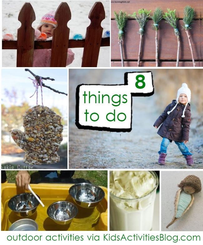 {It's Playtime} 8 Things to do with Kids