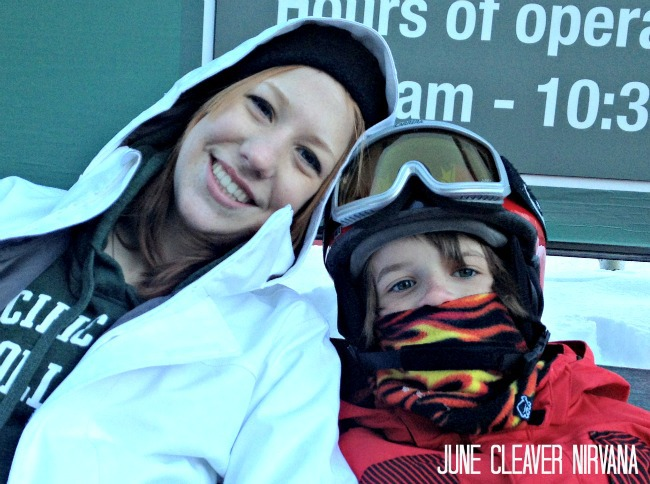snowboarding lessons after